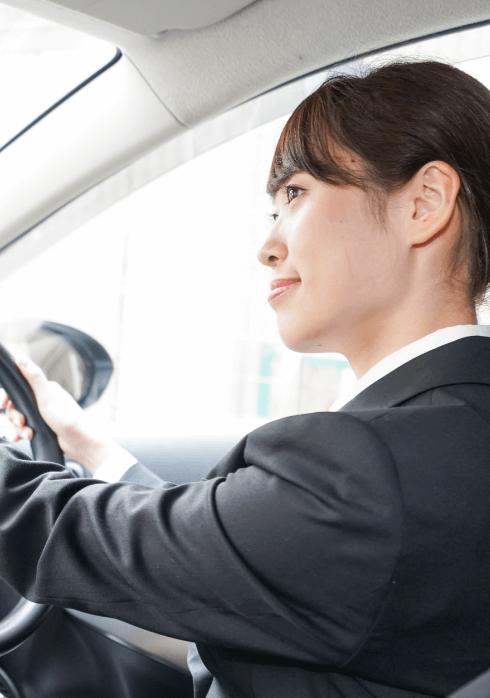 安全運転強化 イメージ