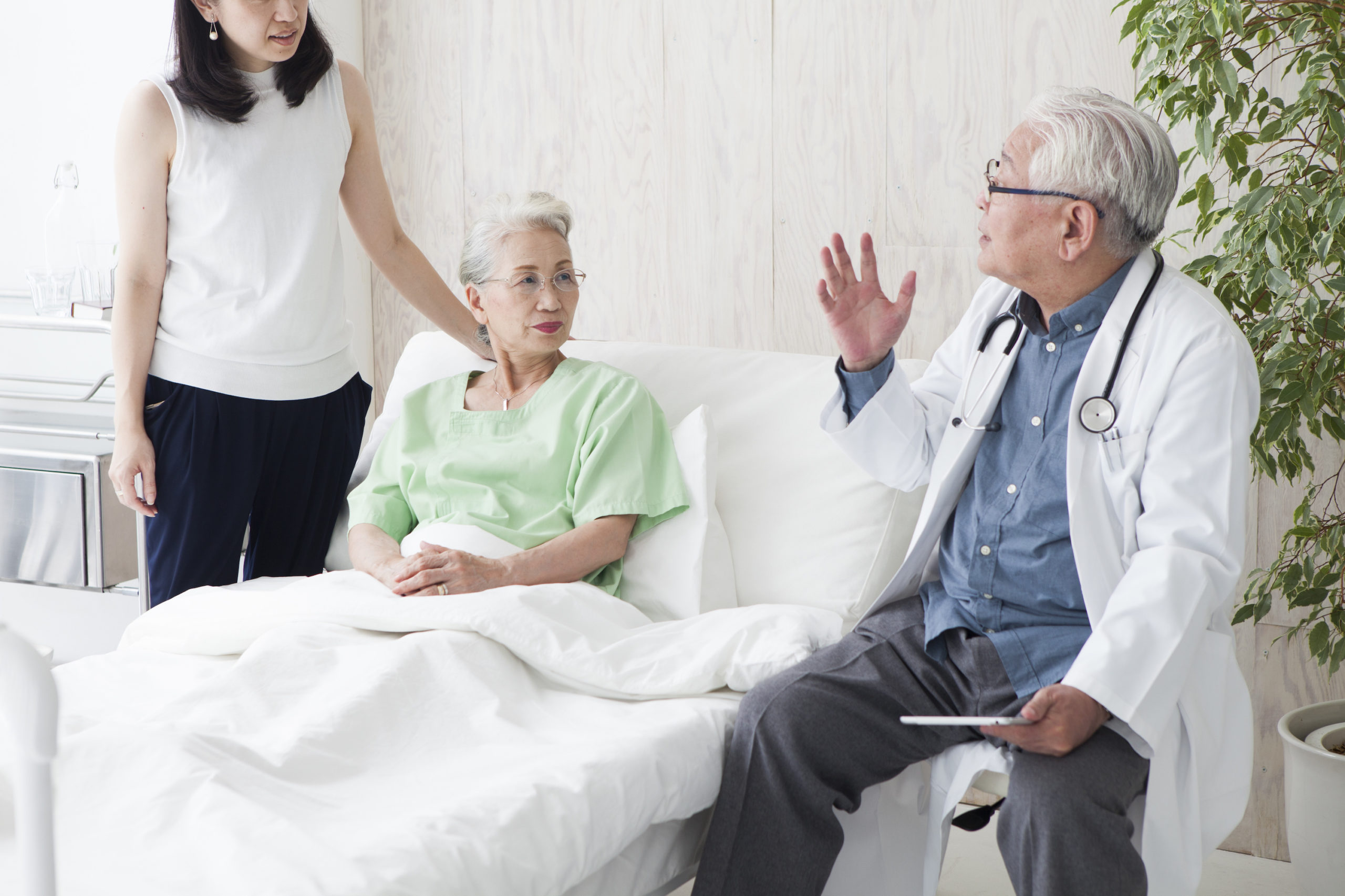 拡大する訪問医療は動態管理がサポートする