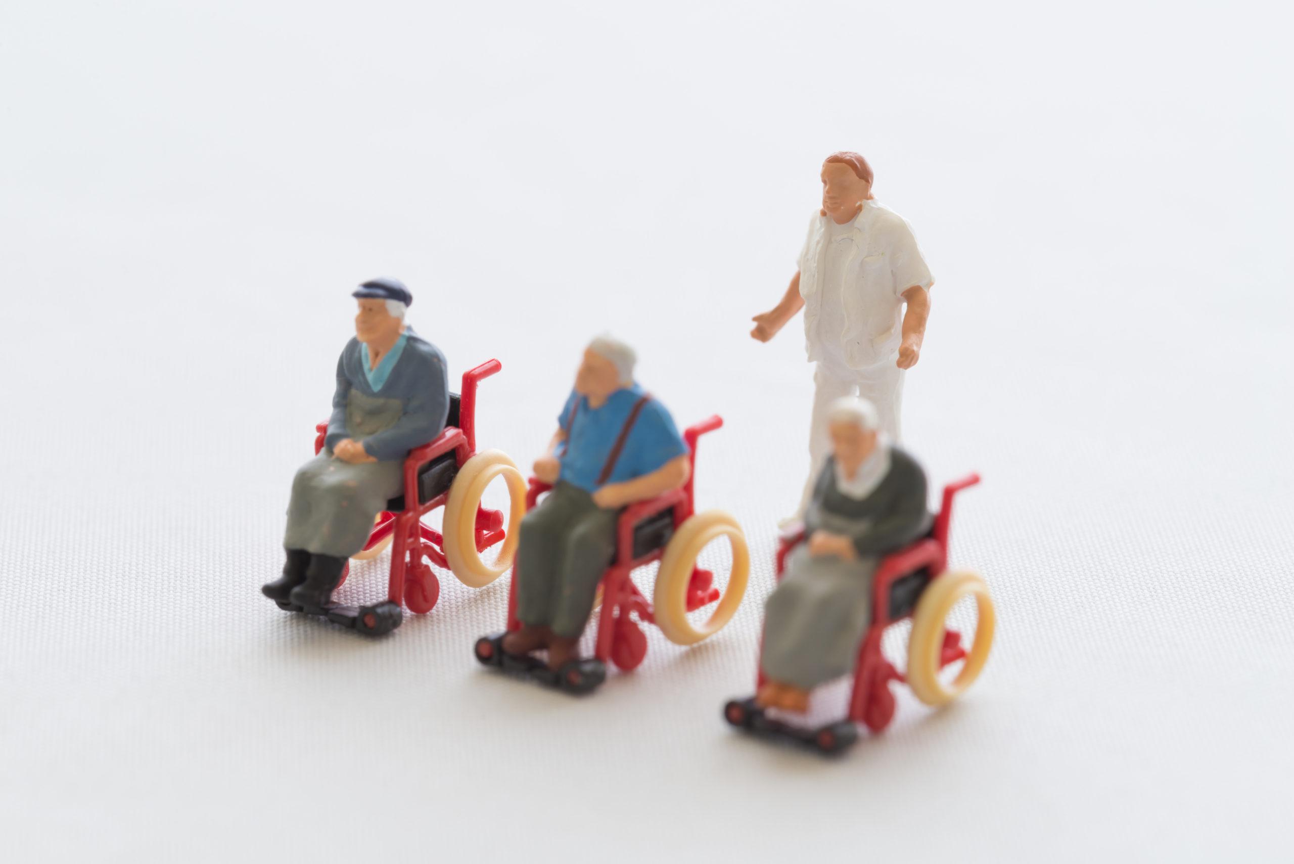 介護事業所の不正請求はITのチカラで解決できる?