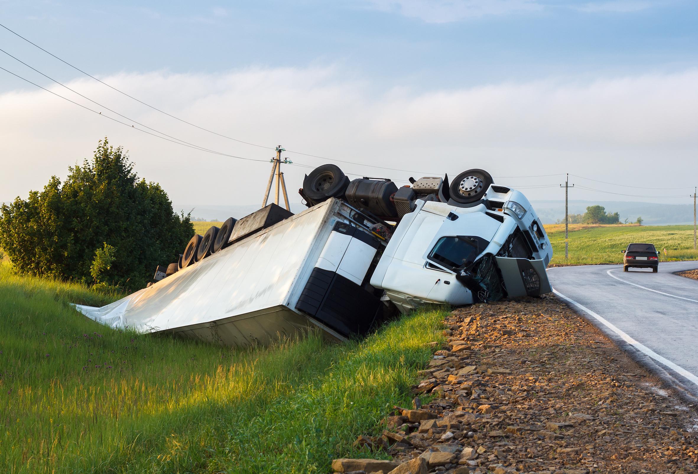 2017年上半期トラック事故とその傾向