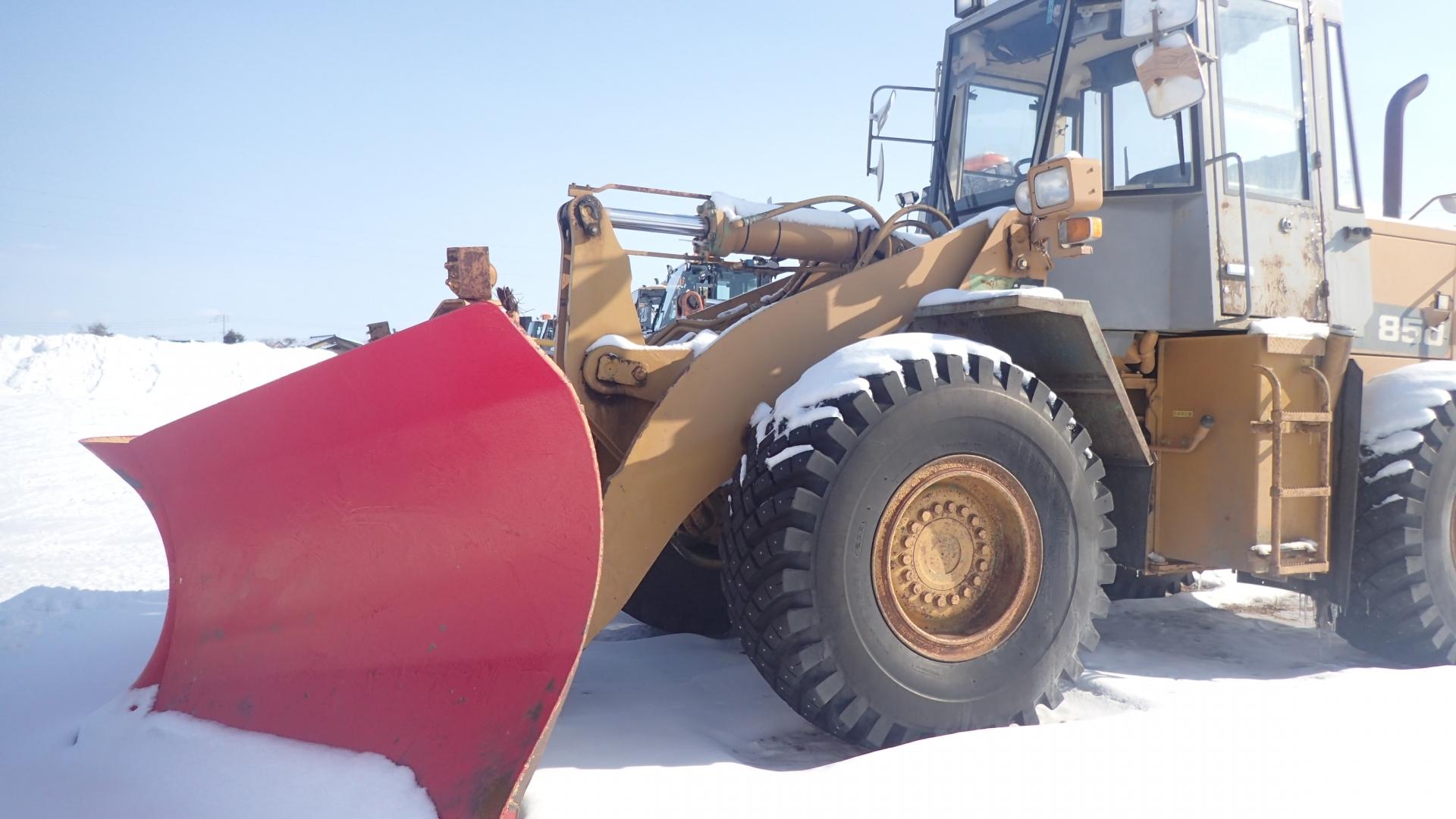 もうすぐ雪の季節。除雪車両の課題解決は高度なGPS機能で!