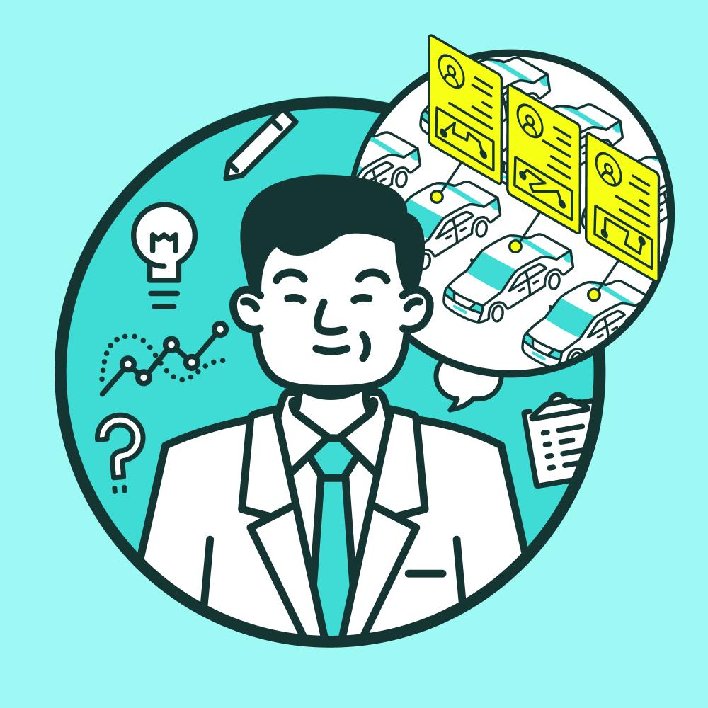 デザイン思考で進める戦略総務 ~車両管理から考える組織課題~